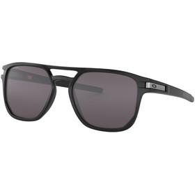 Oakley Latch Beta Sunglasses Unisex Matte Black/Prizm Grey